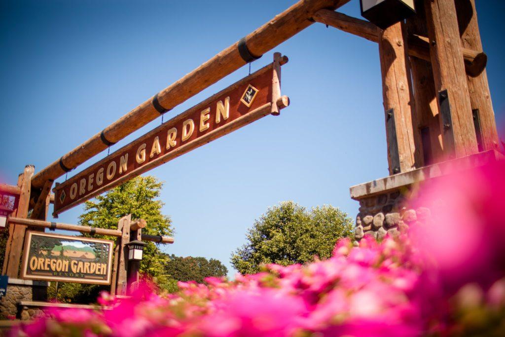 The beautiful Oregon Garden Resort